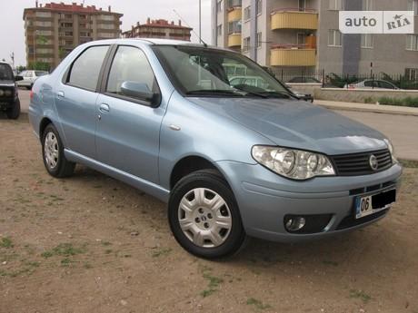 Fiat Albea 2008