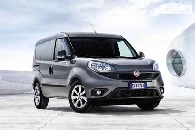 Fiat Doblo груз. 3 поколение Фургон