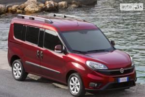 Fiat doblo-panorama 3 поколение Микровэн