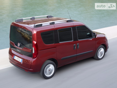 Fiat Doblo Panorama 2012