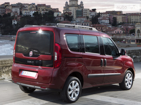Fiat Doblo Panorama 2009