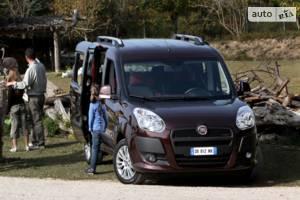 Fiat doblo-pass 2 покоління Микровэн