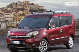Fiat doblo-pass 3 поколение Микровэн