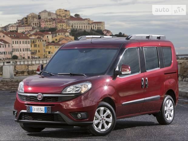Fiat Doblo пасс. 3 поколение Микровэн