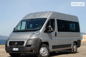 Fiat ducato-pass 250 Микроавтобус