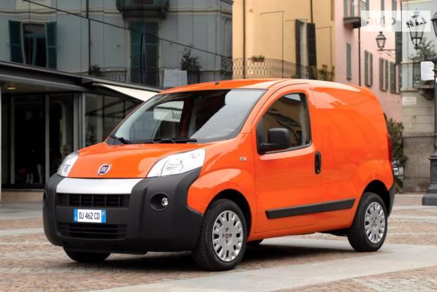 Fiat Fiorino груз. 3 покоління Фургон