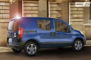 Fiat fiorino-pass 3 покоління (рестайлінг) Микровэн