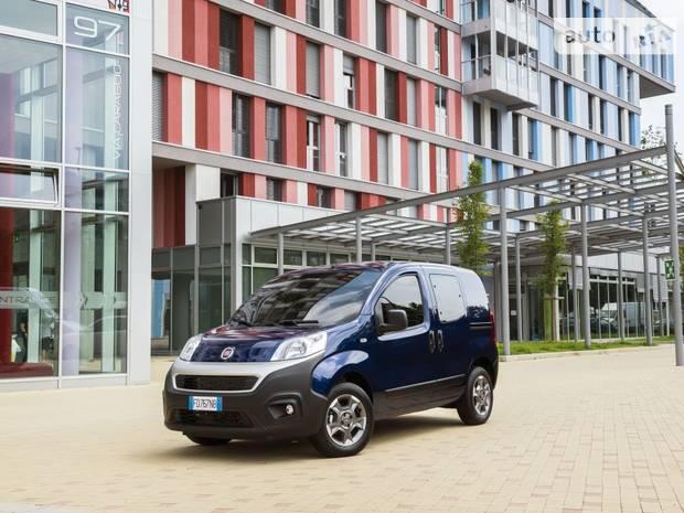 Fiat Fiorino пасс. 3 покоління (рестайлінг) Микровэн