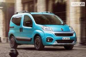 Fiat fiorino-pass 3 покоління (рестайлінг) Мікровен