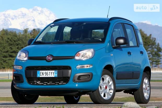 Fiat Panda 3 покоління Хетчбек