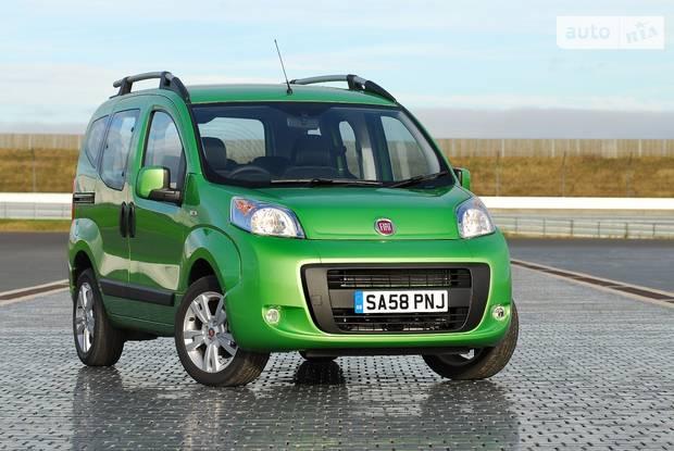 Fiat Qubo пас. 225 Мікровен