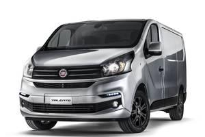 Fiat talento-gruz 1-е поколение Фургон
