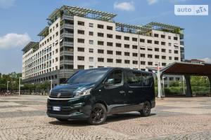 Fiat talento-pass 1-е поколение Минивэн