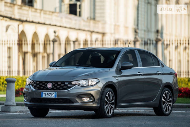 Fiat Tipo 356 Седан