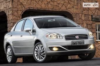 Fiat Linea 1.4 MT (77 л.с.) 2016
