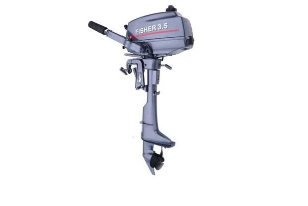 Fisher T I поколение Лодочный мотор