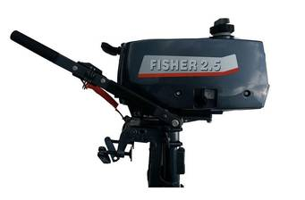 Fisher 2.5 2.5 2018