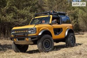Ford bronco 6-е поколение Внедорожник