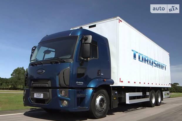 Ford Cargo 3 покоління Термічний