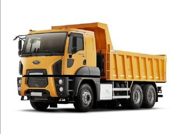 Ford Cargo 3 покоління Вантажівка