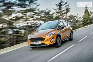 Ford fiesta-active 1-е поколение Хэтчбек
