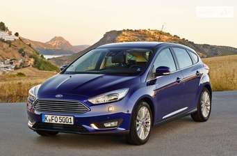 Ford Focus 1.6 MT (105 л.с.) Trend 2017