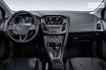 Ford Focus 1.0 Ecoboost MT (125 л.с.) Business 2018
