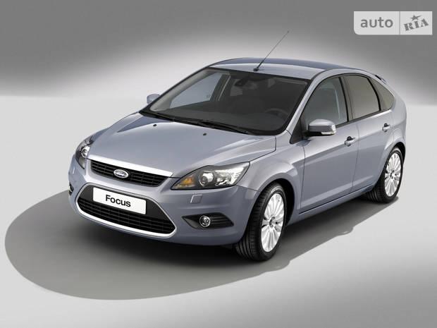 Ford Focus 2 поколение, рестайлинг Хетчбек
