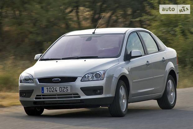 Ford Focus 2 поколение Седан