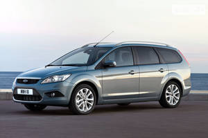 Ford focus 2 поколение, рестайлинг Універсал
