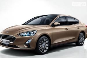 Ford focus IV поколение Седан