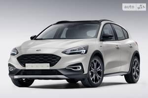 Ford focus IV поколение Хэтчбек