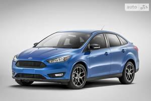 Ford focus 3 поколение (1 рестайлинг) Седан
