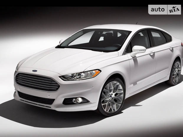 Ford Fusion NA Седан