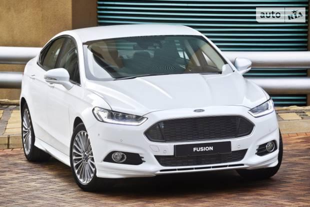 Ford Fusion NA (рестайлінг) Седан