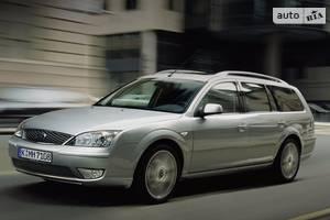 Ford mondeo 3 поколение, 2 рестайлинг Универсал