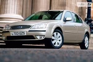 Ford mondeo 3 поколение, 1 рестайлинг Лифтбэк