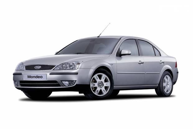 Ford Mondeo 3 поколение, 1 рестайлинг Седан