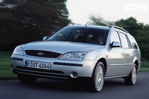 Ford mondeo 3 поколение Универсал