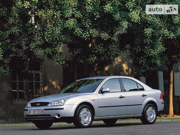 Ford Mondeo 3 поколение Ліфтбек