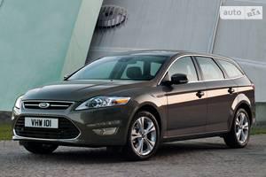 Ford mondeo 4 поколение, рестайлинг Универсал
