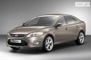 Ford mondeo 4 поколение, рестайлинг Лифтбэк
