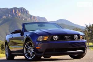 Ford mustang-gt 5 покоління (1 рестайлінг) Кабриолет