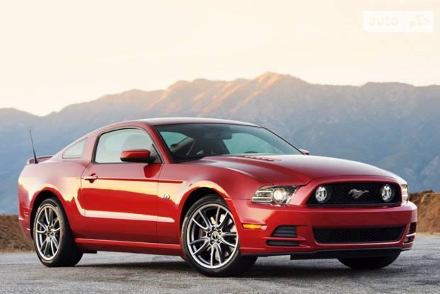 Ford Mustang GT 5 покоління (2 рестайлінг) Купе