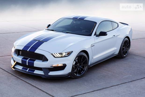 Ford Mustang Shelby 3 поколение Купе