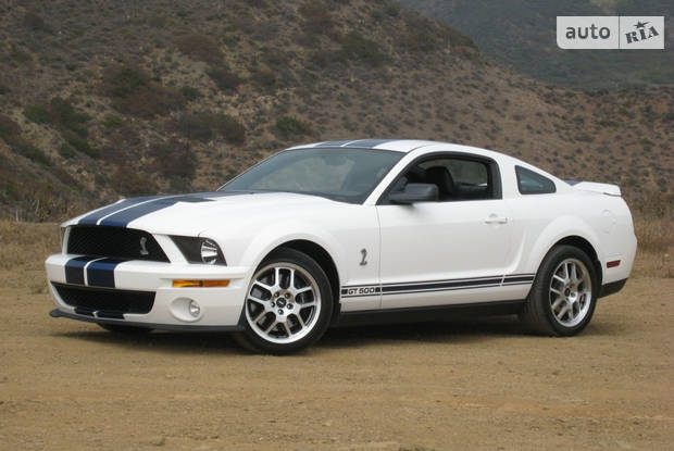 Ford Mustang Shelby 2 поколение Купе