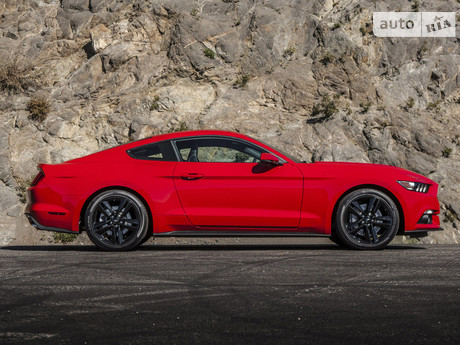 Ford Mustang 4.0 АТ (210 л.с.) 2007