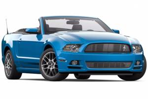 Ford mustang 5 поколение, 2 рестайлинг Кабриолет
