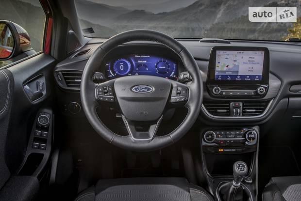 Ford Puma ST-Line Plus