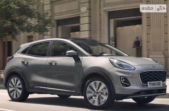 Ford Puma 2020 Titanium